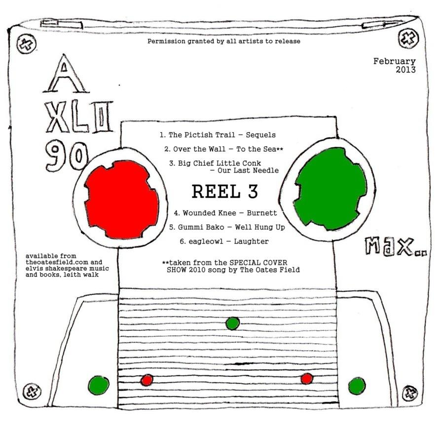 Leith Tape Club - Reel 3 launch.